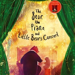 The Bear, the Piano and Little Bear's Concert cover