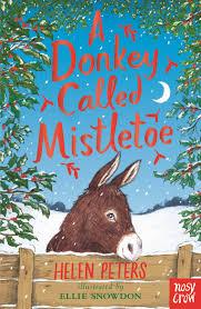 Bookwagon A Donkey Called Mistletoe