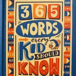 365 Words that Every Kid Should Know Bookwagon