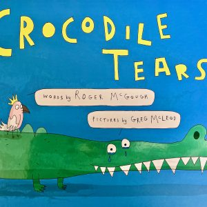 Crocodile Tears (c.) Bookwagon