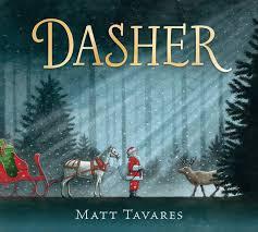 Bookwagon Dasher