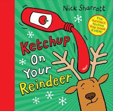 Bookwagon Ketchup On Your Reindeer