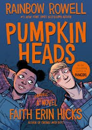Bookwagon Pumpkin Heads