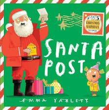 Bookwagon Santa Post