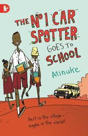 Bookwagon The No.1 Car Spotter Goes to School
