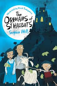Bookwagon The Orphan's of St Halibut's