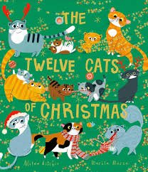 Bookwagon The Twelve Cats of Christmas