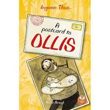 Bookwagon A Postcard for Ollis