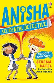Bookwagon Anisha Accidental Detective School's Cancelled