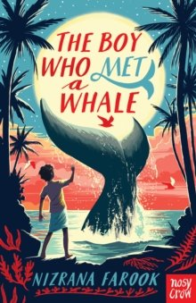 The Boy Who Met a Whale Cover