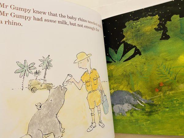 Mr Gumpy's Rhino extract (C) Bookwagon