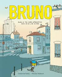 Bookwagon Bruno