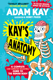 Bookwagon Kay's Anatomy