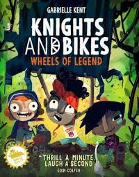 Knights and Bikes Wheels of Legend