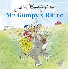 Bookwagon Mr Gumpy's Rhino
