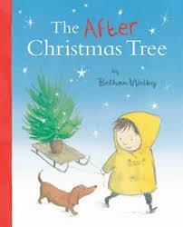 Bookwagon The After Christmas Tree
