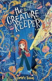 Bookwagon The Creature Keeper