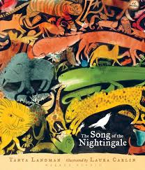 Bookwagon The Song of the Nightingale