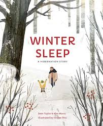 Bookwagon Winter Sleep