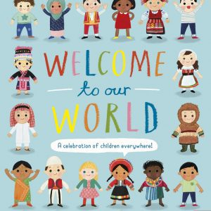 Welcome to our World cover