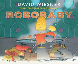 Robobaby cover