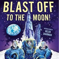 Bookwagon Blast Off to the Moon!