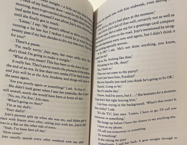 First Day of My Life extract (C) Bookwagon