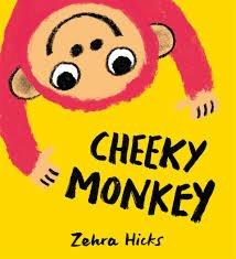 Bookwagon Cheeky Monkey