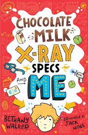 Bookwagon Chocolate Milk, X-Ray Specs and Me