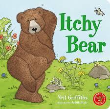 Bookwagon Itchy Bear