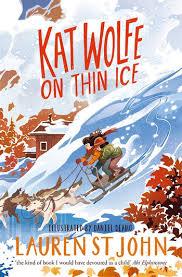 Bookwagon Kat Wolfe on Thin Ice