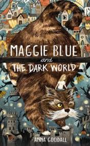 Bookwagon Maggie Blue and the Dark World