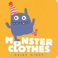 Bookwagon Monster Clothes