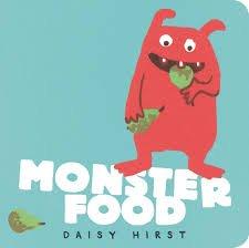 Bookwagon Monster Food