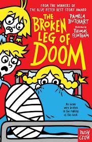 Bookwagon The Broken Leg of Doom