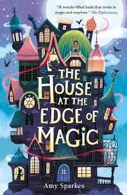 Bookwagon The House at the Edge of Magic
