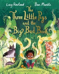 Bookwagon The Three Little Pigs and the Big Bad Book