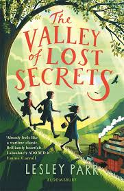 Bookwagon The Valley of Lost Secrets