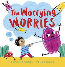 Bookwagon The Worrying Worries