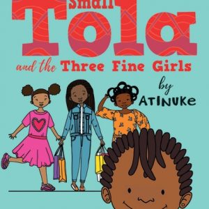 Bookwagon Too Small Tola and the Three Fine Girls