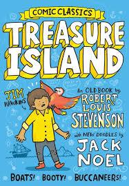 Bookwagon Comic Classics: Treasure Island