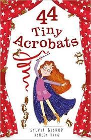 Bookwagon 44 Tiny Acrobats