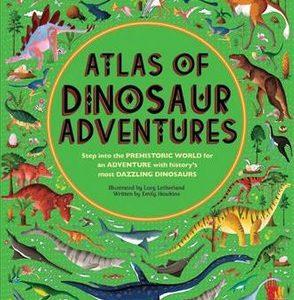 Atlas of Dinosaur Adventures cover