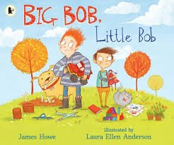 Bookwagon Big Bob, Little Bob