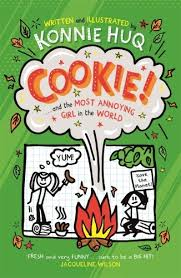Bookwagon Cookie!… and the Most Annoying Girl in the World