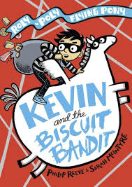 Bookwagon Kevin and the Biscuit Bandit