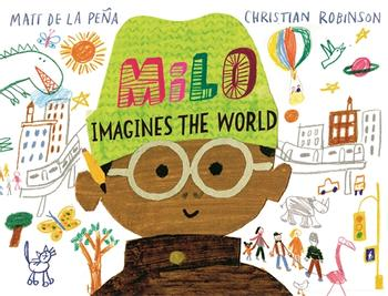 Bookwagon Milo Imagines the World