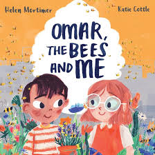 Bookwagon Omar, the Bees and Me