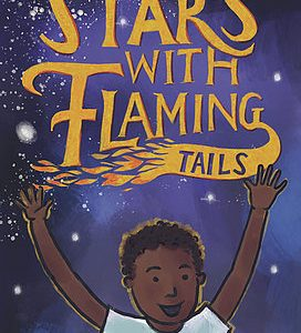 Bookwagon Stars With Flaming Tails