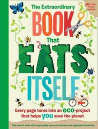 Bookwagon The Extraordinary Book That Eats Itself
